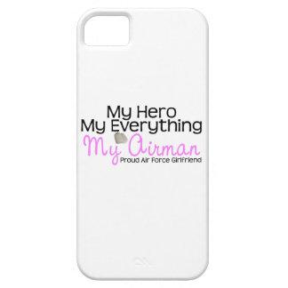 Air Force Girlfriend My Hero iPhone 5 Cases