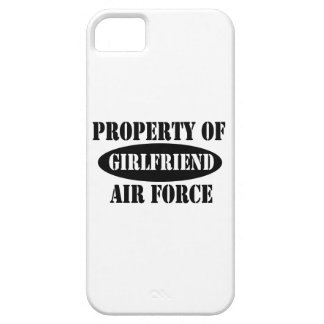 Air Force Girlfriend Property iPhone 5 Covers