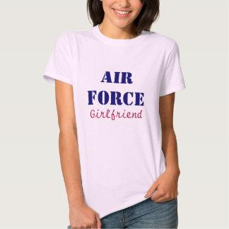 Air Force Girlfriend T Shirts