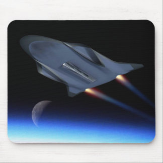 Air Force Hypersonic Cruise Vehicle Artist Concept Mouse Pad