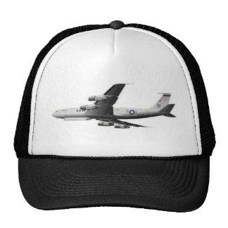 AIR FORCE JET AIRCRAFT MESH HATS