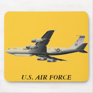 AIR FORCE JET AIRCRAFT MOUSE PAD