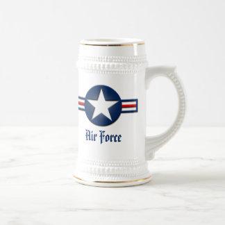 Air Force Logo Beer Stein Beer Steins