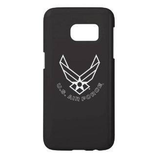 Air Force Logo - Black
