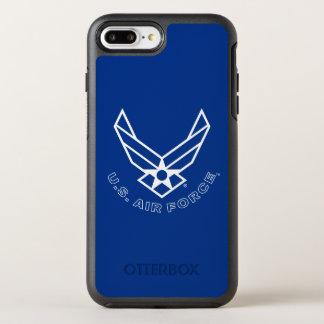 Air Force Logo - Blue OtterBox Symmetry iPhone 8 Plus/7 Plus Case