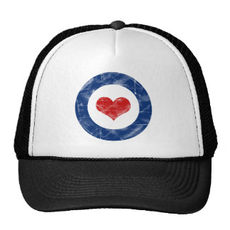 Air Force Love - Funny Humour Army Military Trucker Hat