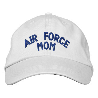 Air Force Mom Embroidered Hat