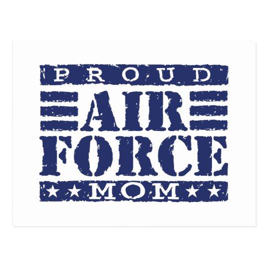 Air Force Mum Postcard