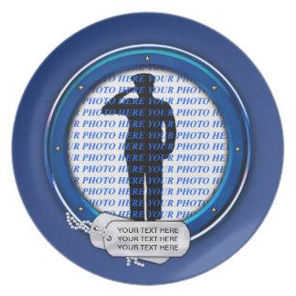 Air Force Photo Plate