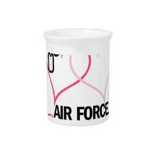 Air Force Drink Pitcher