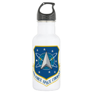 Air Force Space Command Emblem 532 Ml Water Bottle