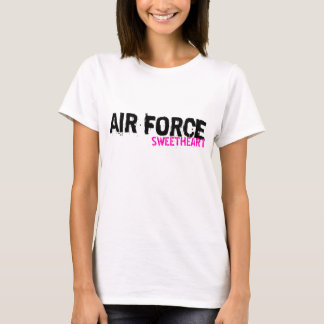 Air Force Sweetheart T Shirts