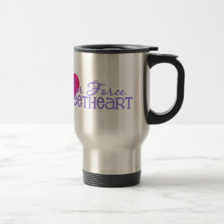 Air Force Sweetheart Travel Mug