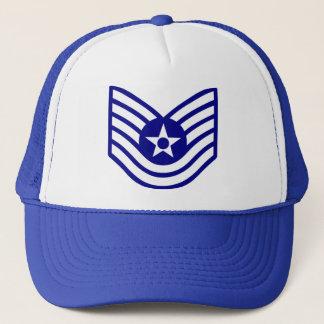 Air Force TSgt rank Hat