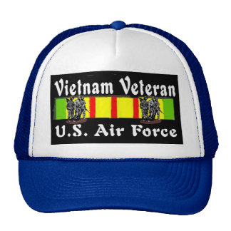 AIR FORCE VIETNAM VETERAN CAP