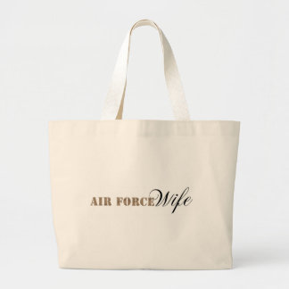Air Force Wife Bag