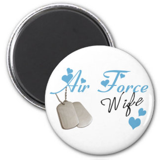 Air Force Wife Magnet