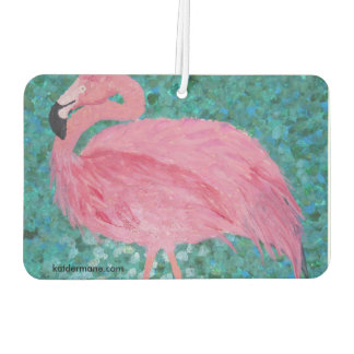 "Air Freshener - ""Flamingo"""