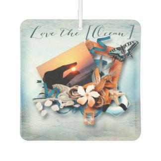 Air Freshener/Love the Ocean