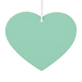 Air Freshner Heart Shape
