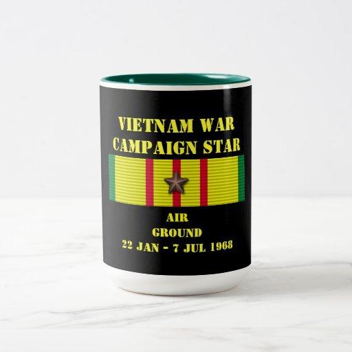 Air / Ground Campaign Mugs