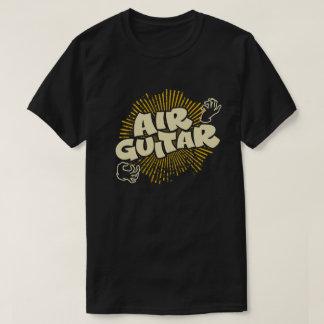 Air Guitar 90s Pop Culture Graphic T-Shirt