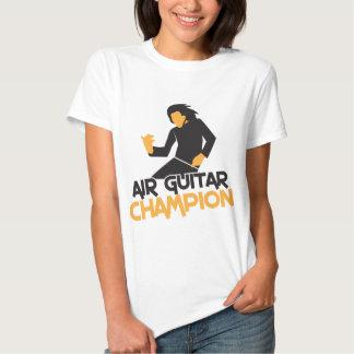 Air guitar Champion NP T Shirt