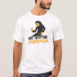 Air guitar Champion NP T-Shirt