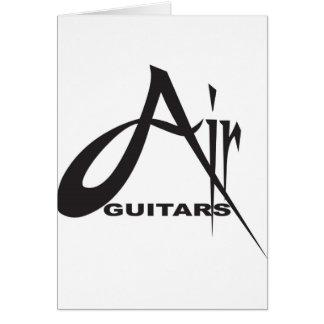 Air Guitars Cards
