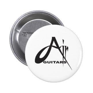 Air Guitars Pinback Buttons