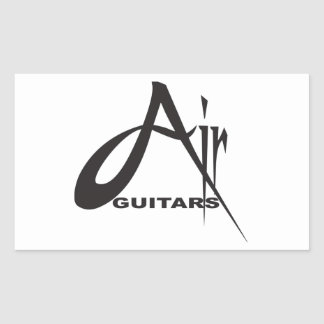 Air Guitars Stickers