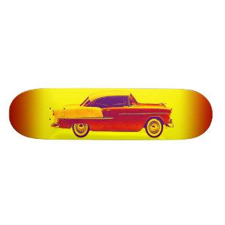 air hammer 18.1 cm old school skateboard deck