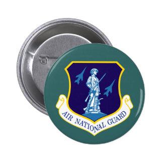 Air National Guard Pinback Button