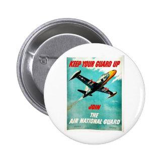 Air National Guard Buttons