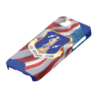 Air National Guard iPhone 5 Covers