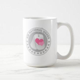 Air National Guard Love Coffee Mug