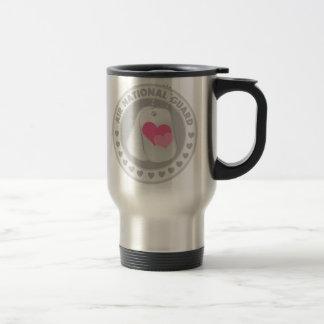 Air National Guard Love Coffee Mugs