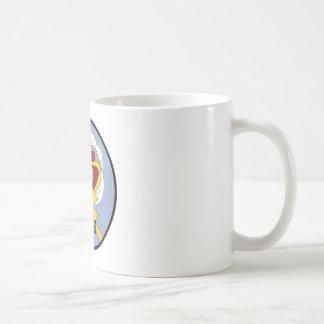 Air National Guard Patches Mug