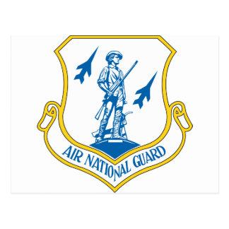 Air National Guard Postcard
