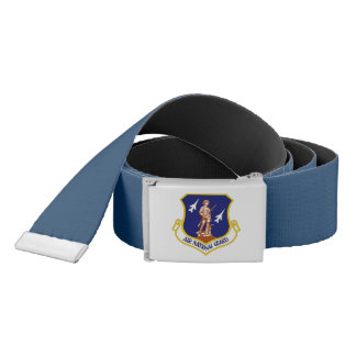 Air National Guard Shield Belt and Buckle