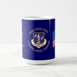 Air National Guard Shield Coffee Mug