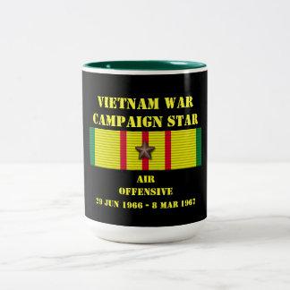 Air Offensive Campaign Two-Tone Mug