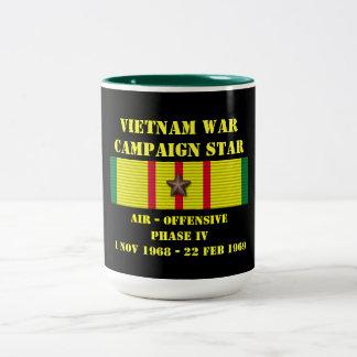 Air - Offensive Phase IV Campaign Two-Tone Mug