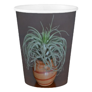 Air Plant Paper Cup