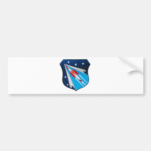 Air Research and Development Command Emblem Bumper Sticker