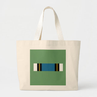 Air Reserve Forces Meritorious Service Ribbon Tote Bag
