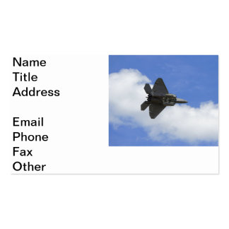 Air Show 8 Pack Of Standard Business Cards