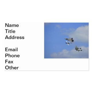 Air Show 9 Pack Of Standard Business Cards