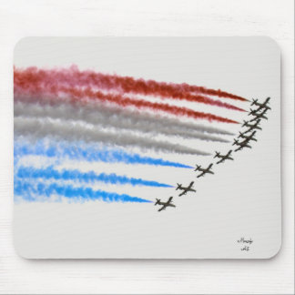 Air Show Mousepad