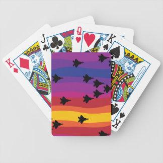 Air Superiority Poker Deck